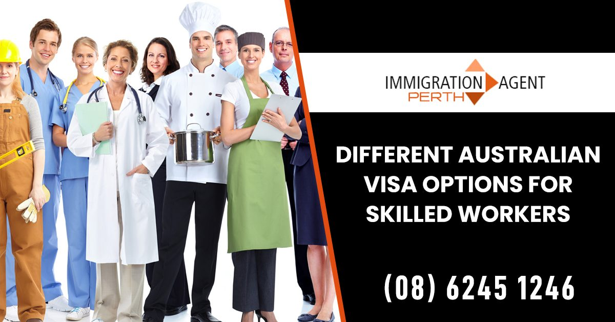 Different Australian Visa Options For Skilled Workers