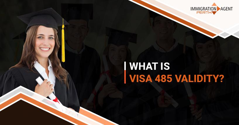Processing Fees & Time Validity For Temporary Graduate Visa 485