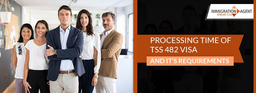 Processing time of TSS 482 Visa and Its Requirements