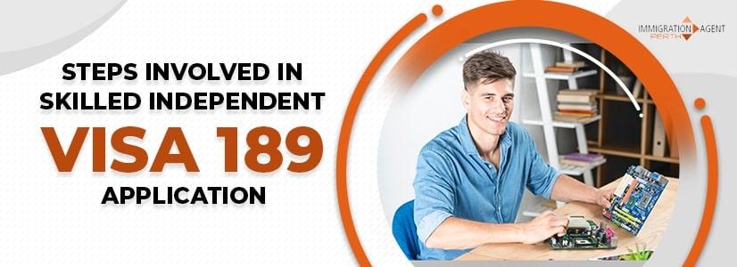 10 Steps Involved in Skilled independent 189 Visa Australia Application