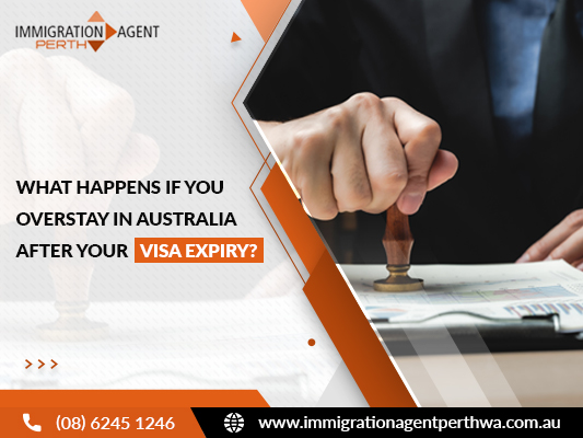 What Happens If You Overstay In Australia After Your Visa Expiry?