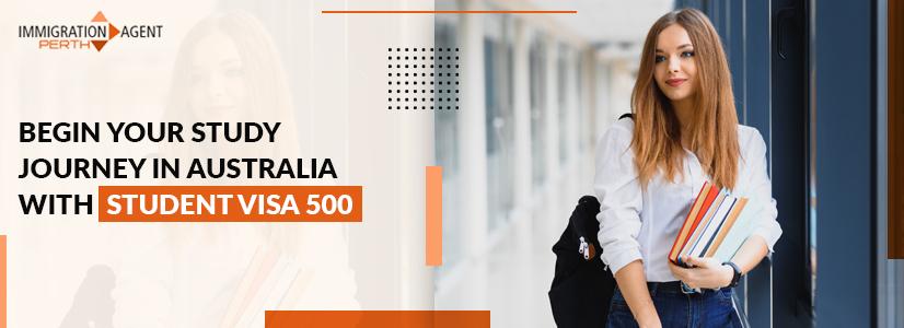 Begin Your Study Journey In Australia With Student Visa 500