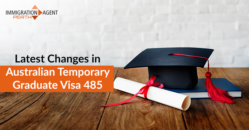Know About The Latest Changes in Temporary Graduate Visa 485